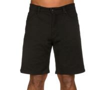 "Glory Dayz 19"" Shorts black"