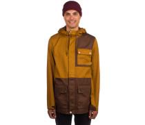 Charlie Jacket tabacco brown