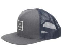 Va All The Way Trucker Cap charcoal grey