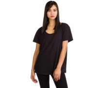 Just Simple Solid T-Shirt anthracite