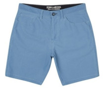 Outsider X Surf Cord Shorts powder blue