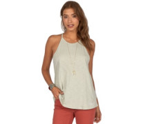 Essential Point Tank Top mineral green
