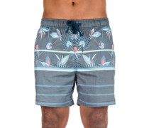 "Currumbin Lb 16"" Boardshorts navy"