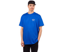 X Antihero On The Wire T-Shirt royal blue