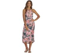 Aloha Babe Dress faded rose