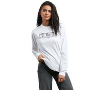 What A Trip T-Shirt LS white