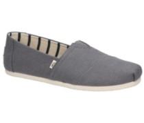 Alpargata Slippers dark grey