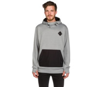 Hemlock Bonded Hoodie monument heather
