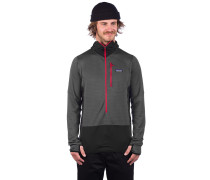 R1 Hooded Fleece Pullover forge grey