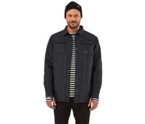 Merino The Keeper Insulated Shirt Jacket black