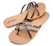 New School Sandals Women black