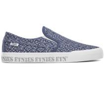 Langston Slip-Ons white