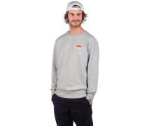 Anguilla Sweater grey marl