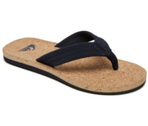Carver Cork Sandals blue