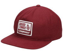 Righteous Cap burgundy