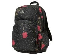 Fieldtrip Poly Backpack black combo