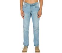 Spider Jeans light blue grey wash