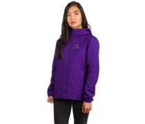 Atom LT Hoody Fleece Jacket azalea