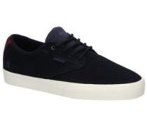 Jameson Vulc Skate Shoes dark navy