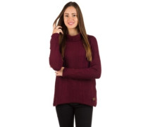 Moment Pullover napa red