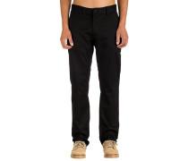 Reserve Chino Pants black
