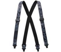 Hold'Em Suspenders black
