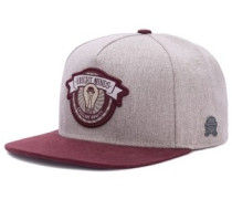 Bright Minds Cap maroon