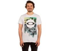 I Surf T-Shirt white