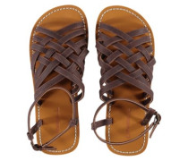 Braided Sandals Women fudge sikle