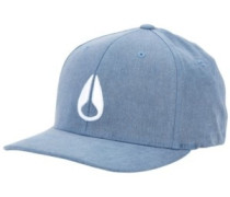 Deep Down Athletic Textured Cap blue