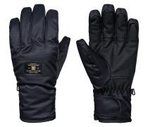 Franchise Gloves black