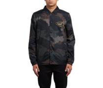 Brews Coach Jacket camouflage