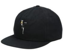 Lady Luck Strapback Cap black
