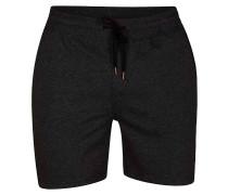 Therma Protect Fleece Shorts black heather