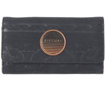 Mai Ohana Travel Wallet black