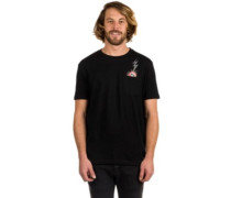 X Southpark Dead Kenny Pocket T-Shirt black