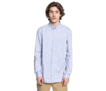 Classic Oxford Shirt LS light blue