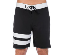 Phantom BlockPartySolid 18'' Boardshorts black