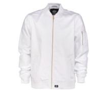 Hughson Jacket white