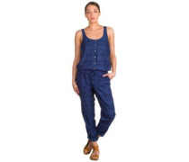 Print Overall blue