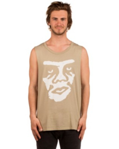 The Creeper Tank Top clay