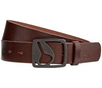 Icon Cut Out II Belt chocolate