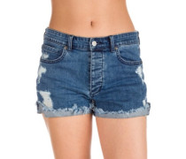 Jump In Shorts indigo wash