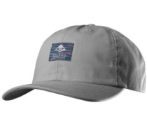 X Toy Machine Strapback Cap light grey