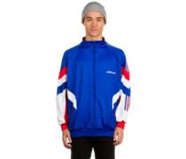 Aloxe Track Top Jacket white