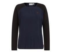 Blasmaul T-Shirt LS dark blue-black