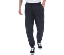 Sketch Tape Jogging Pants black