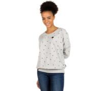Afterhour Resteficken Sweater amazing grey melange