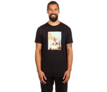Cat Paradise T-Shirt black