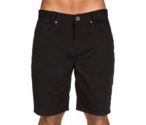 Outsider 5 Pockets Shorts black